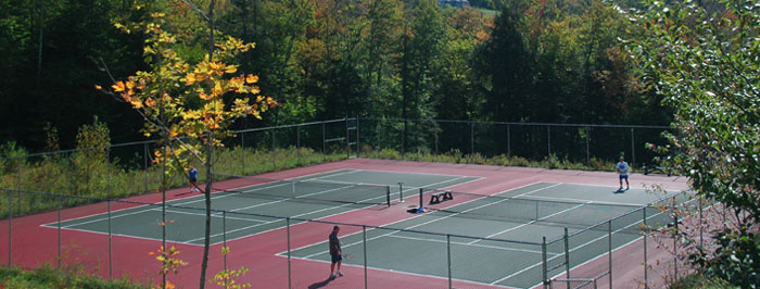 Smugglers Notch Vermont Fall Tennis Programs