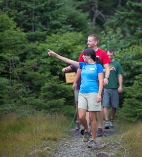 Guided Walks & Hikes