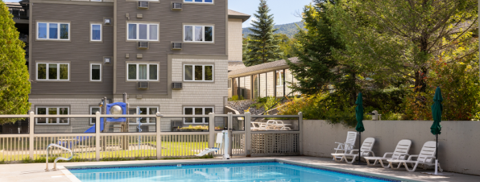 A slide show of condominiums at Smugglers' Notch