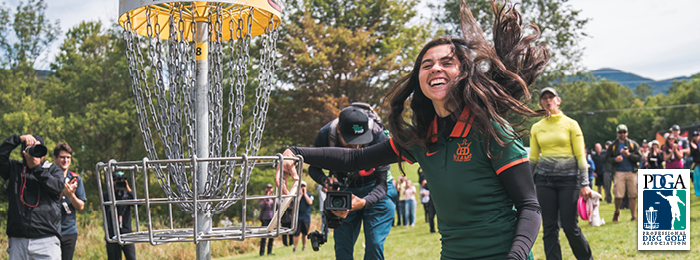 PDGA Disc Golf Masters World Championship at Smuggs