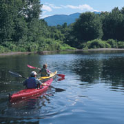 Adventure Days Kayaking near Smugglers' Notch Resort