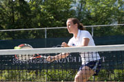 Smugglers' Notch Resort offers tennis instruction for all ages