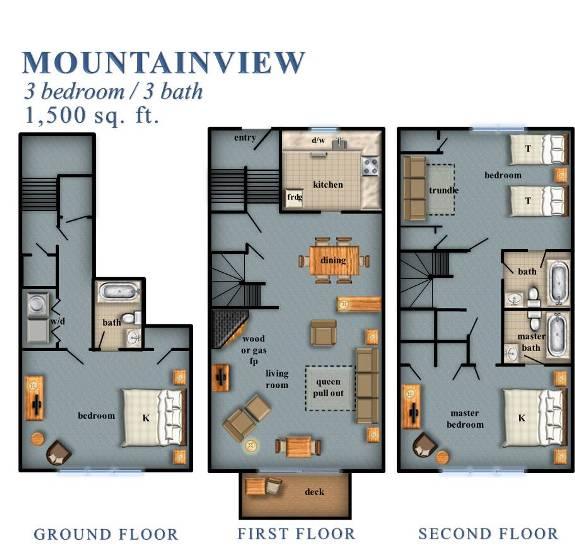 Mountainview 3 Bedroom 21 44