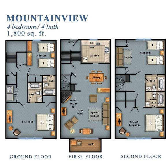 Mountainview 4 Bedroom 21 44
