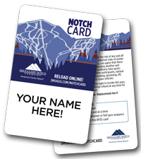 Photo of Notch Card