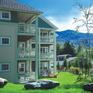 Full Ownership Real Estate Options at Smugglers' Notch