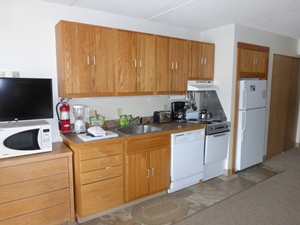 Nordland 5 Kitchenette