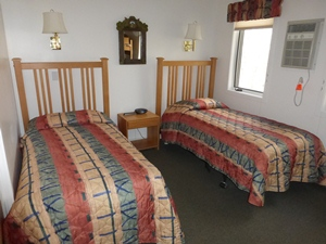 Trailside Executive Bedroom 3 Twins
