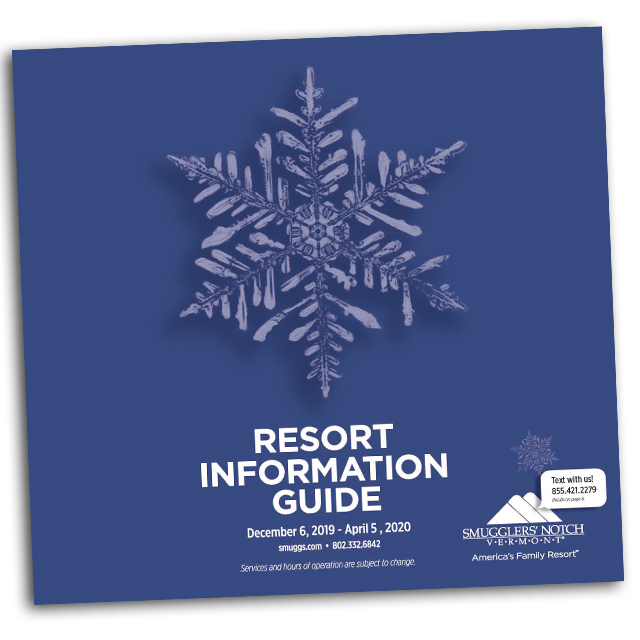 Winter 2018-2019 Resort Information Guide