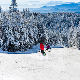 Ski & ride at Smugglers' Notch