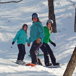 Women's Weekly Snowboard Clinic