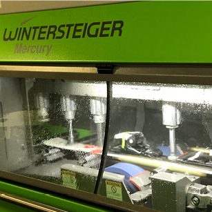 WinterSteiger Tuning Machine