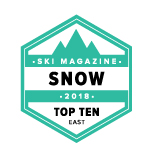 Ski Magazine Top 10 Snow Quality
