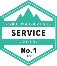 Ski Magazine Number One for Service