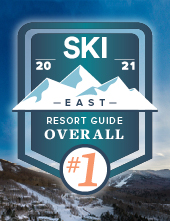 #1 Overall Resort in the East