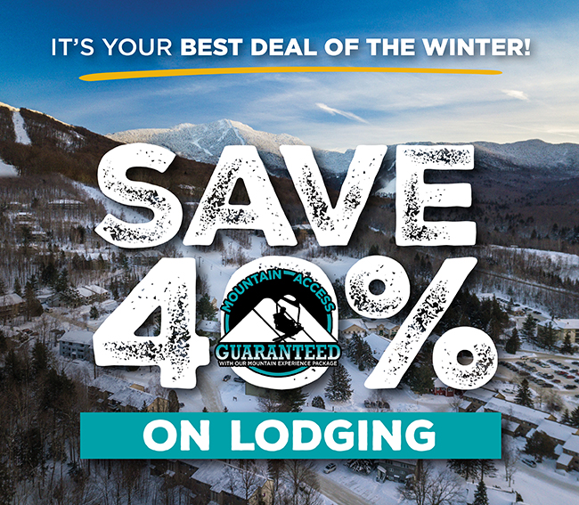 Winter Special Offer - SAVE 40