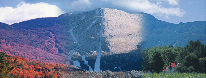 3 Seasons of Mountains at Smugglers' Notch