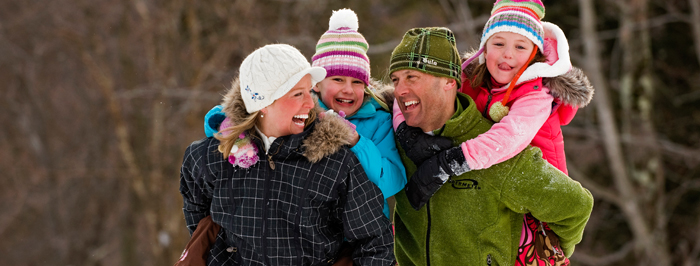 Get a Quote on Your Winter Family Vacation at Smuggs