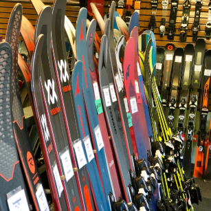 Smugglers Notch Vermont Ski Snowboard Equipment Rental