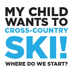 Click to learn about cross-country skiing